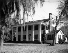 Southwood Plantation   Credit this photo: State Archives of Florida, Florida Memory, http://floridamemory.com/items/show/25980 (please include photographer's name when noted).