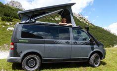 T5 Wohnmobil Ausbau Campingausbau Camper-Umbau VW Bus Camper » Neureuther…