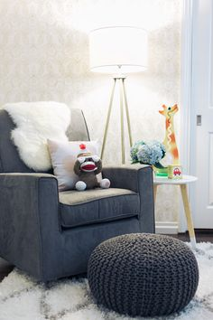 A Havenly designed nursery is the perfect gift for a new mom. No stress, professional design--all for as low as $79.