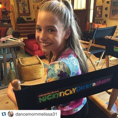 Make sure you tune into @NickelodeonTV to see me on Nicky, Ricky, Dicky and Dawn on June 20th at 8:30!! #NickRickyDickyAndDawn #NRDD #Nickelodeon #Nick #NickelodeonTV #NickTV #NickyRickyDickyDawn #BehindtheScenes #OnSet #GuestAppearance #MackenzieZiegler #MackZ #DanceMoms #ALDC #ALDCLA #AbbyLeeDanceCompany @DanceMomMelissa31 @TheRealAbbyLee @CaseySimpson
