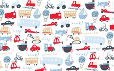 Free background download from MeriMeri - would be cute for boy wheels party theme