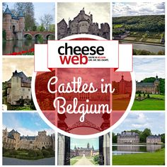 List & Map of Castles in Belgium | Expat Life in Belgium, Travel and Photography | CheeseWeb