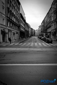 [fot. R. Dolicher] #Poznan Places To Visit, Street, Walkway
