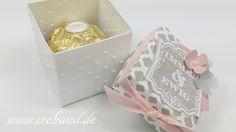 crehand Goodie Box Hochzeit offen Pastell Immer und Ewig Stampin Up 2015