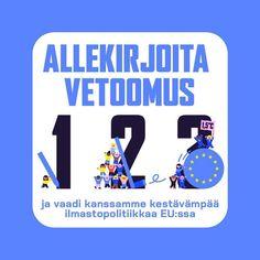 Allekirjoita vetoomus osoitteessa www.ilmastoveivi2019.fi Logos, Logo, A Logo