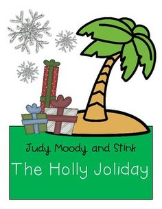 All Stink wants for Christmas this year is snow! Judy thinks he's crazy, until a mailman named Jack Frost shows up. Students will love this novel around the holidays. Included for each of the 7 chapters are short response questions. Students must prove where they locate the answers in each chapter.