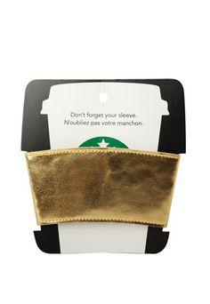 Starbucks Noël 2012 : Le manchon collector Satrbucks Noël 2012