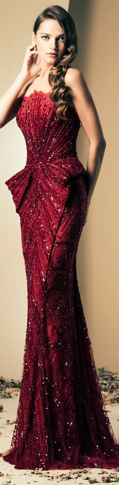 Ziad Nakad Couture Winter 2014 .