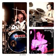 Dozenten der Schlagzeugseminare Drums, Percussion, Drum, Tuscany, Drum Kit