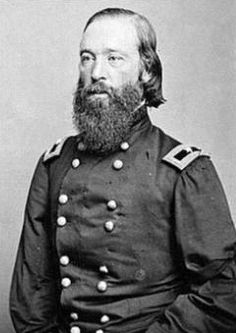 Thomas William Sweeny. (1820-92). Ireland. Immigrated to the U.S. at the age of 13.  Fought in the Mexican and Yuma Wars.  Commanded brigades and divisions in the Civil War.  Led the ill-fated Fenian Raid into Canada in 1866.  A feisty guy, he engaged in a fistfight with Grenville Dodge, his corps commander.