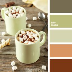 Color Palette – Gardening for beginners and gardening ideas tips kids Green Colour Palette, Pastel Palette, Pastel Colors, Colours, Shades Of Beige, Beige Color, Color Shades, Turquoise Color, Design Seeds