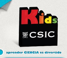 Kids.CSIC - Fundación BBVA Marie Curie, Einstein, Scientists, Portal, Blue Prints, Science For Children, Hilarious