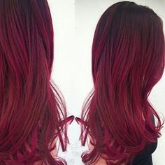 "* Magenta Melt ;) ... by @dougoconnell13 GET THE FORMULAS & SBS on behindthechair.com... search ""Magenta Melt"" :) #btcpics"