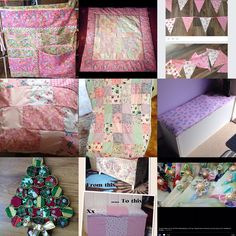 A selection of customer makes using our products.... hotpinkhaberdashery.com