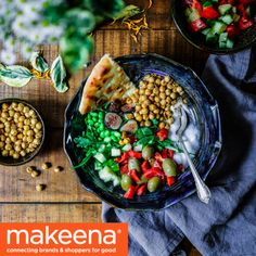 FIND PRODUCTS. EARN MONEY. Makeena is a free, easy to use mobile app that earns you money after you purchase healthy