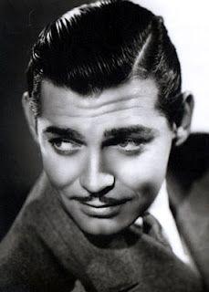 Clark Gable . . Born: February 1, 1901, Cadiz, OH . . Died: November 16, 1960, West Hollywood, CA