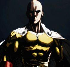 Me Me Me Anime, Anime Guys, Manga Anime, Caped Baldy, One Punch Anime, Saitama One Punch, Cool Art, Awesome Art, One Punch Man