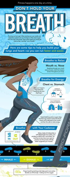Breathing Tips for Runners - the biggest complaint from new/beginner runners is shortness of breath - these breathing tips will fix that.  Learn more at http://ChiliGuy.com