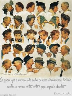 "Norman Rockwell ""The Gossips"" . I Norman Rockwell. Norman Rockwell Prints, Norman Rockwell Paintings, Peintures Norman Rockwell, Illustrator, Saturday Evening Post, Diego Rivera, American Artists, Painting Prints, Oil Paintings"