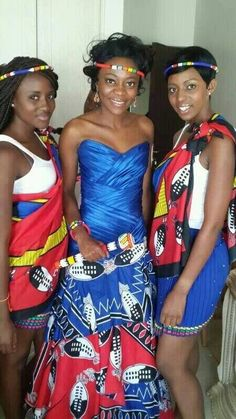 Check out Latest Ankara Styles and dresses >>… South African Dresses, African Wedding Dress, African Dresses For Women, African Attire, African Fashion Dresses, African Women, African Life, African Weddings, Arab Fashion