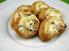 Cheesy Bacon Bites - Enjoy while the cheese is still warm and melty.