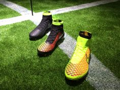 NIKE introduces magista, a flyknit football boot that fits like socks