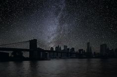 ALBUM - Cities and their Stars (without light pollution).