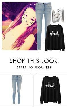 """ootd"" by l0st-demig0ds ❤ liked on Polyvore featuring beauty, Alexander Wang and Keds"