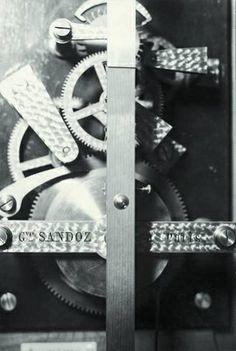 Germaine Krull (1897-1985), Mouvement Gustave Sandoz, 1927. Don Hélène Cingria, 1965. Musée Réattu - Arles - 1965, la création du département photo du musée