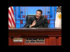 Fight Almost Goes Down On Judge Mathis's Courtroom!