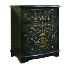 Found it at Wayfair - Pulaski Furniture Artistic Expression Hand-Painted 4 Drawer Accent Chesthttp://www.wayfair.com/Pulaski-Furniture-Artistic-Expression-Hand-Painted-4-Drawer-Accent-Chest-DS-603140-PU3683.html?refid=SBP.rBAZEVSoFptr9yAcOcKSAtNZysVBCEl8s8GUVd6hc_g