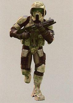 The Trooper Evolution