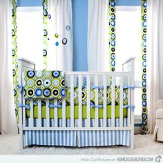 20 Baby Boy Nursery Rooms Theme and Designs