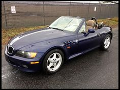 1998 BMW Z3 Convertible - possibly still one of the most gorgeous BMW creations to date...