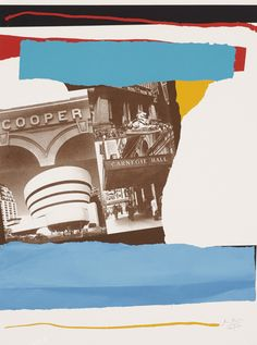 Robert Motherwell, Untitled 1982