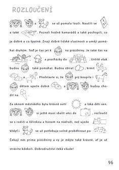 96 úžasných aktivit pro nácvik psaní, čtení a vnímání žáků se specifickými poruchami učení v 1. až 3. ročníku ZŠ
