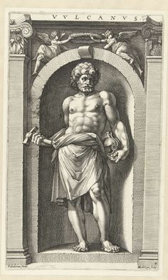 Engraving of the god Pluto by Hendrick Goltzius, after Polidoro Caldara da Caravaggio. The image, together with two others from Goltzius';s series of 'Eight Deities' was used to century English firebacks. Caravaggio, Michelangelo, Baroque Painting, Roman Gods, Art Diary, Greek Art, Dutch Artists, Greek Gods, Renaissance Art