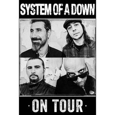 More dates have been added to our European Summer tour. Go to systemofadown.com for more info.
