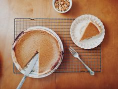 Is anyone in for a little piece of pumpkin pie?