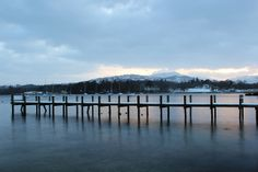 Lake District in the snow Lake District, Snow, Mountains, Nature, Photography, Travel, Naturaleza, Photograph, Viajes