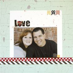 Layout by @Ashley Harris using The Good Life Collection by @Fancy Pants Designs!