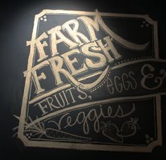 Farm Fresh! It's what we do.