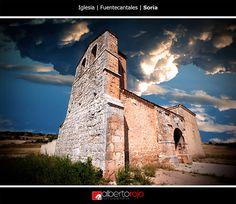 Iglesia | Fuentecantales | Soria