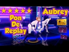 Dance Central 3 - Pon De Replay - Hard 100% - 5* Gold Stars (DC1 IMPORT) - YouTube