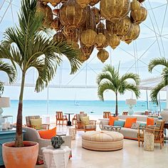 Coastal Living sought nominations from its editors and contributors, plus more than 40 travel writers, for hotels and resorts worldwide that combine setting, design, amenities, and service.