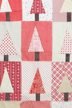 Pine Hollow Patchwork Forest Quilt | quilting | Diary of a Quilter