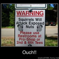 Funny Billboards and Funny Signs Funny Signs, Funny Jokes, Funny Ads, Commercial Ads, Golf Humor, Funny Golf, Funny Sports, For Facebook, Funny Facebook
