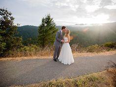 Mountain Home Inn Redwood Wedding Ceremony Outdoor Wedding Venue Mill Valley 94941