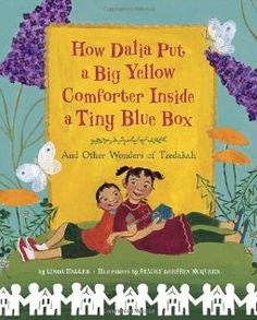 Great Book About The Jewish Tradition of Giving and Sharing With Others - Tzedakah Boxes.  Very sweet and inspiring book!