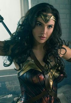"""A new trailer for """"Wonder Woman"""" really wants to make the point that Wonder Woman can't have armpit hair. Twitter has something to say about that."""